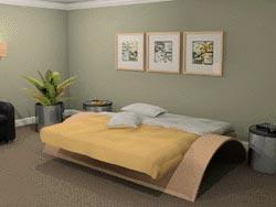 Arched Bed Concept